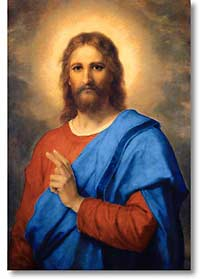 Hoffman's portrait of Christ